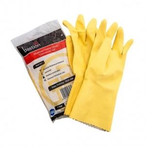 Gloves Rubber MED pair (144 per Ctn)