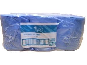 Easy Towel Blue GF Essntls 2 ply