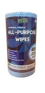 CPC All Purpose Wipes (Blue)
