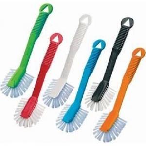 Brush Radial Dish Wash