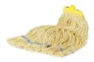 Mop Thread Head -Anti Tangle Loop Yellow 400gm