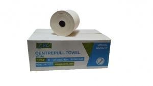 CPC Centrepull (WHITE) Towel