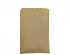 Bag Paper Flat Brown size #2 x1000