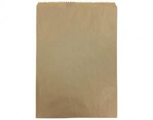 Bag Paper Flat Brown size #6 x500