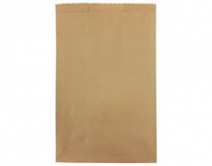 Bag Paper Flat Brown size #9 x500
