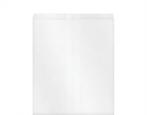 Bag Paper Flat White confectionery size #0 x1000