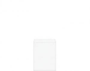 Bag Paper Flat White size #1 x1000