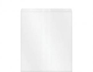 Bag Paper Flat White size #8 x500