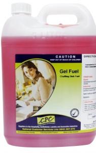 Bulk Chaffing Fuel (GEL FUL)  5L