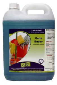 Germbuster Disinfectant 5L