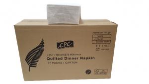 CPC Dinner QLT 1/8  Fold Black