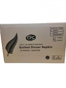 CPC Dinner QLT 1/8  Fold White