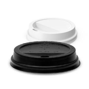LIDS Coffee Cups PLA (Black) x 1000