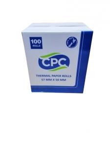 CPC Eftpos Roll x10  (57 x 50)