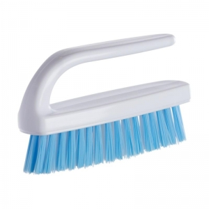 Brush Nail Curved Handle