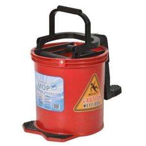 Wringer Bucket 16L  Red (AL393R)